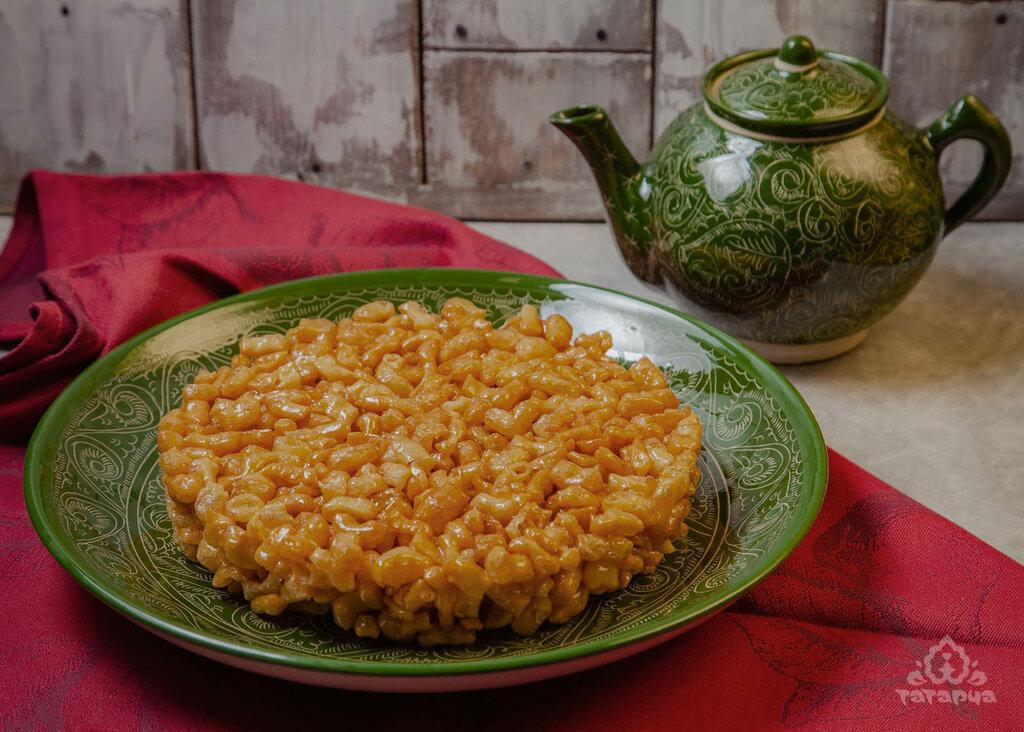 татарские национальные блюда с картинками