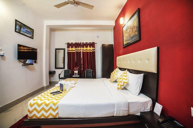 Hotel Yash Residency Assi Ghat & Bhu