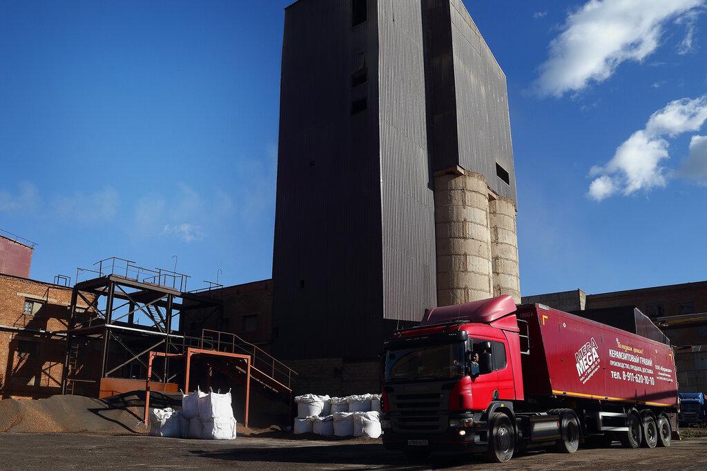 Керамзитовый завод спутник фото