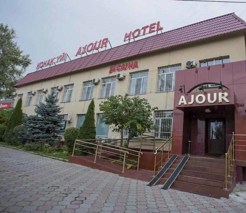 Гостиница Ajour Hotel