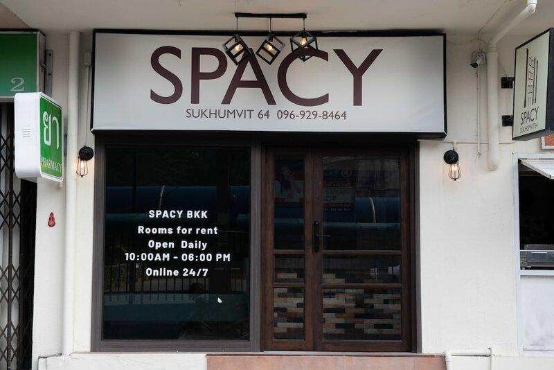 Spacy Bkk