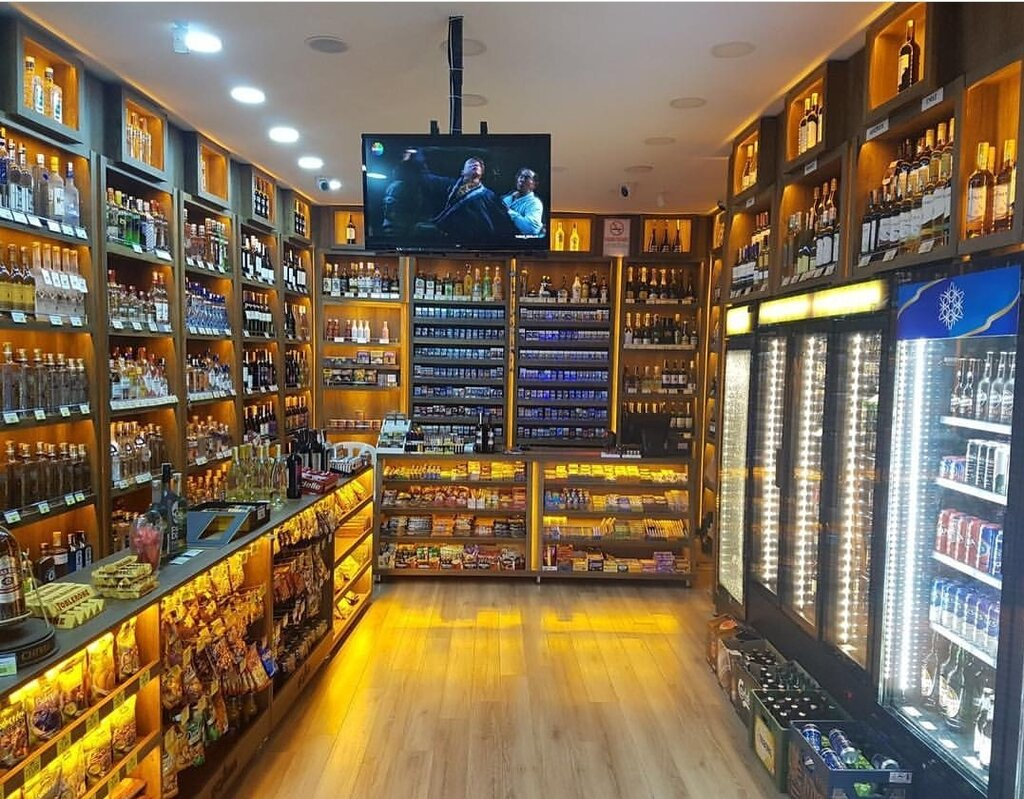 Tobacco and smoking accessories shop Sile Tobacco, Turkey