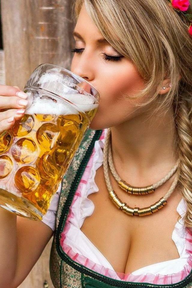 поддержка, еще девушка с пивом база данных