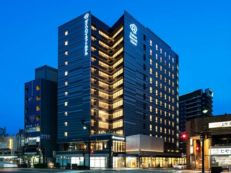 Daiwa Roynet Hotel Toyama-Ekimae