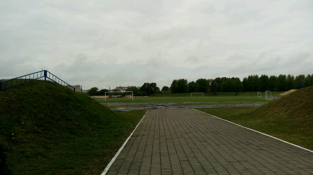спортивный комплекс — Локомотив — Брест, фото №3
