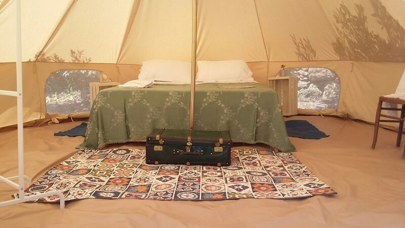 Glamping Nuvolive