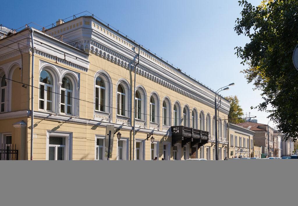 музей — Музей Шахмат — Москва, фото №6