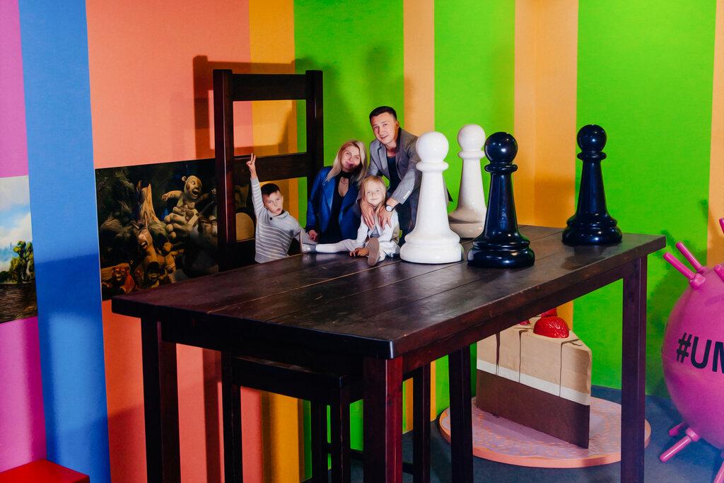 развлекательный центр — Дом великана GIANT HOUSE — Москва, фото №4