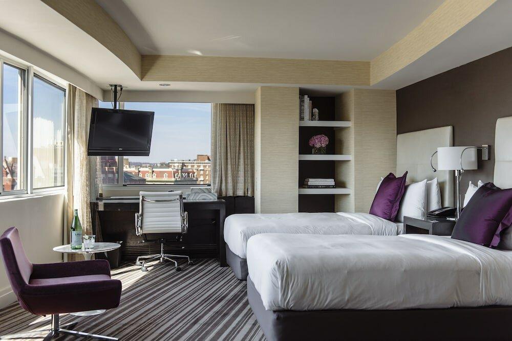 гостиница — The Dupont Circle Hotel — City of Washington, фото №5