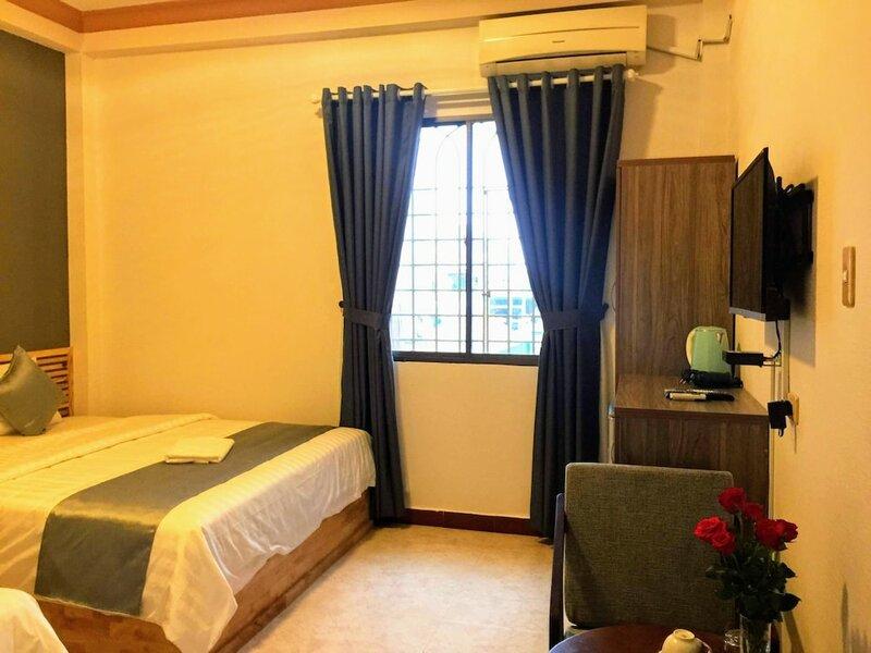 Na Nue Hotel Ho Chi Minh City