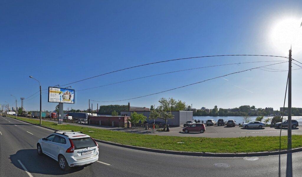 Панорама кафе — С шашлыком — Санкт-Петербург, фото №1