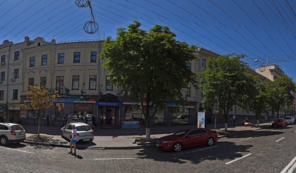 Панорама книгарня — Книжковий магазин Буква — Київ, фото №1