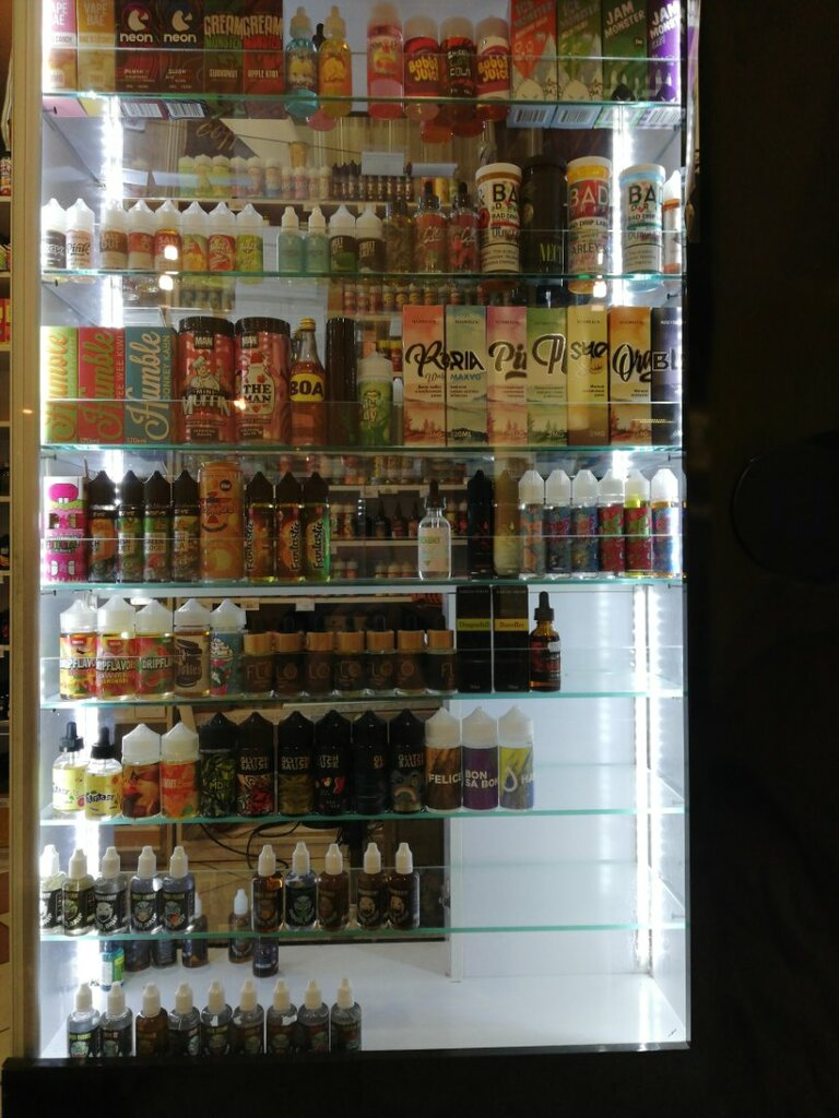 Tobacco and smoking accessories shop Tabakof Hookah Shop