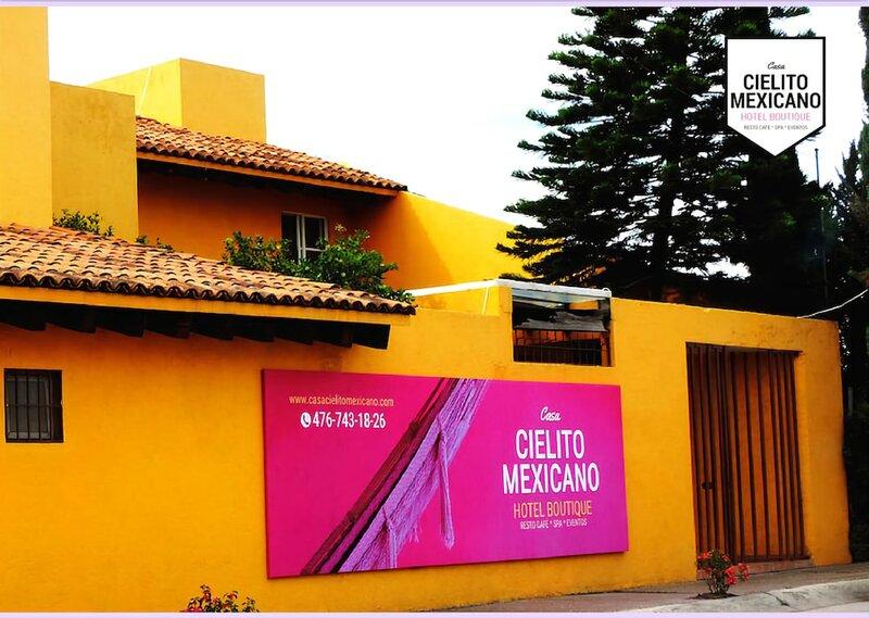 Casa Cielito Mexicano