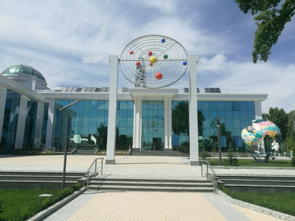boarding school — Mirzo Ulug'bek nomidagi ixtisoslashtirilgan davlat umumta'lim maktab-internati — Tashkent, photo 1