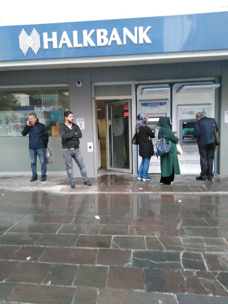 ATM'ler — Halkbank ATM — Yenimahalle, foto №%ccount%