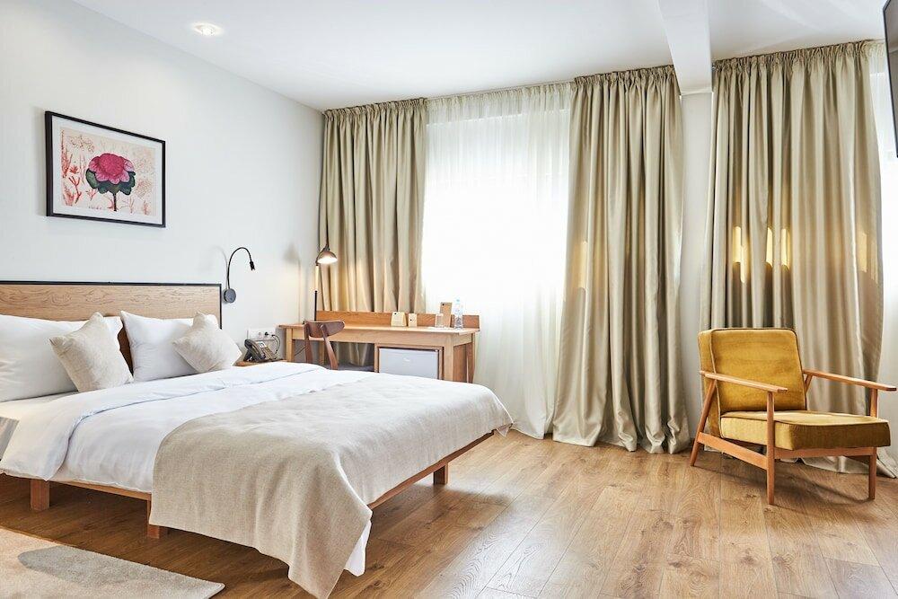 гостиница — Тбилиси Парк Отель — Тбилиси, фото №2