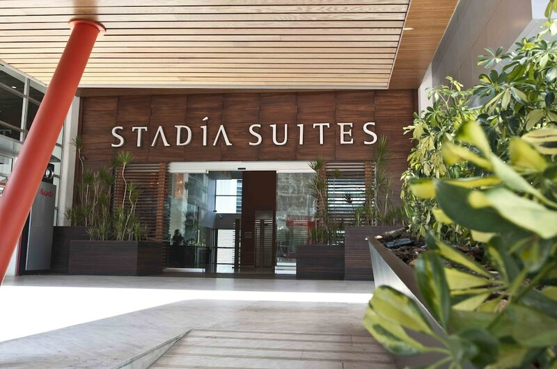 Stadía Suites Mexico City Santa Fe