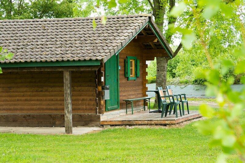 Chalets du Camping Le Bivouac