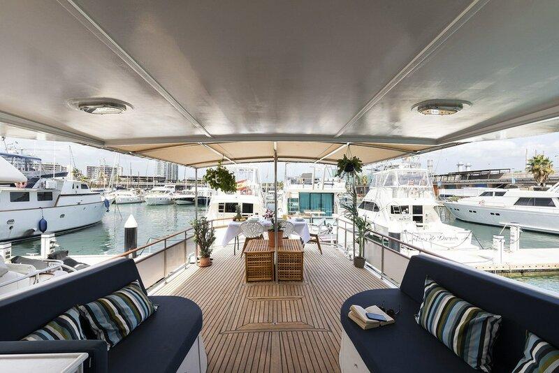 Luxury Boat in Port Forum