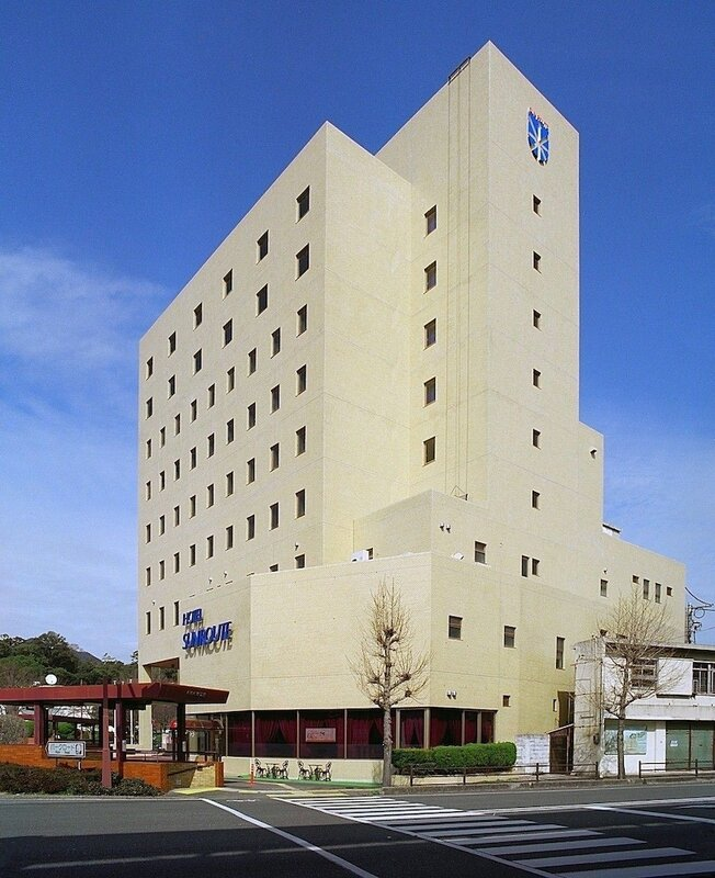 Kokusai Hotel Yamaguchi