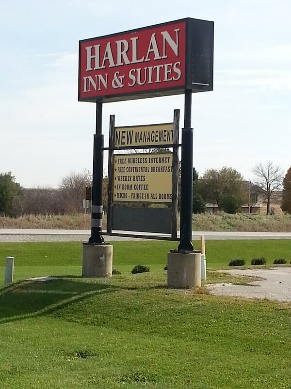 Harlan Inn And Suites