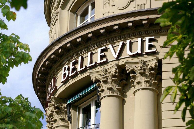 Bellevue Palace Hotel
