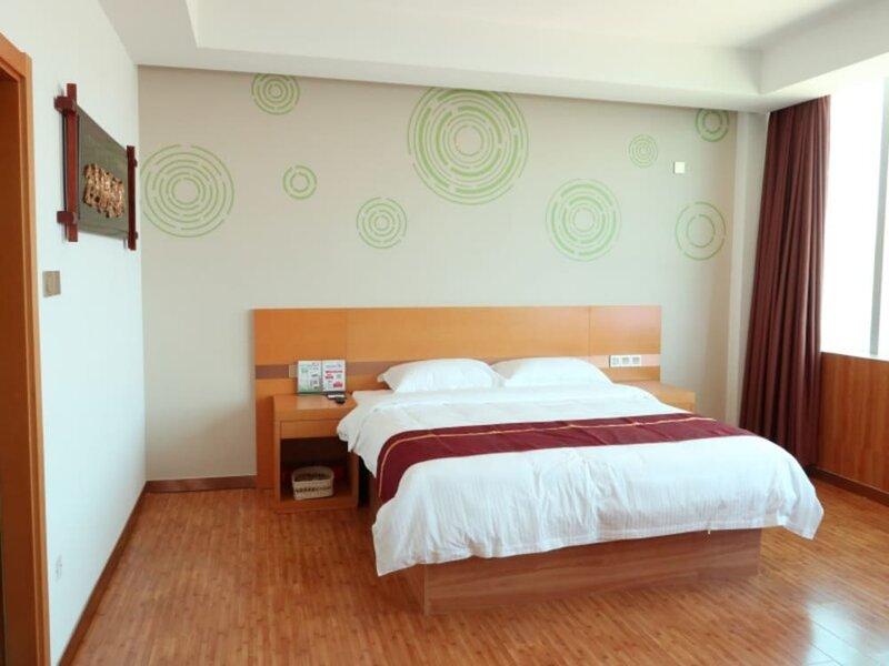 GreenTree Inn Beijing Huairou District Beifang Town Xingfu Avenue Business Hotel