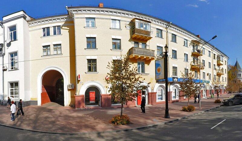 Apartment in the center Chernihiv
