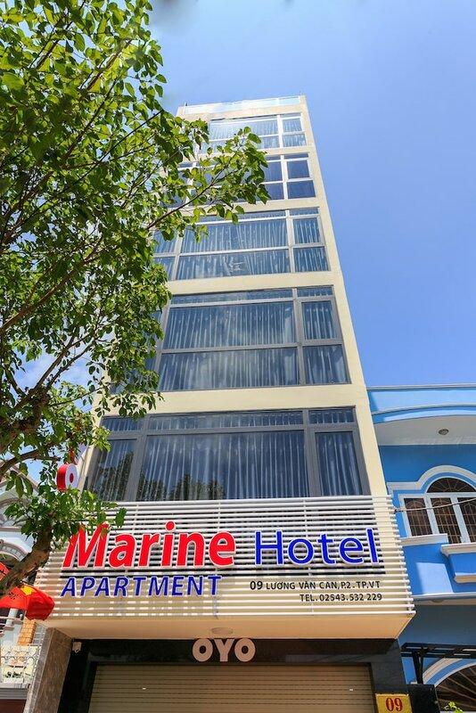 Marine Hotel & Apartment