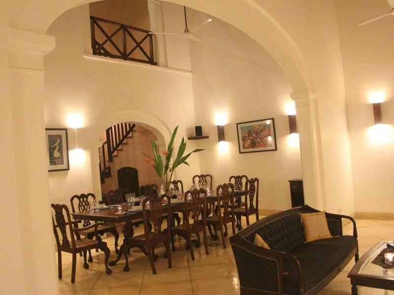 Ceylon House In Galle Fort