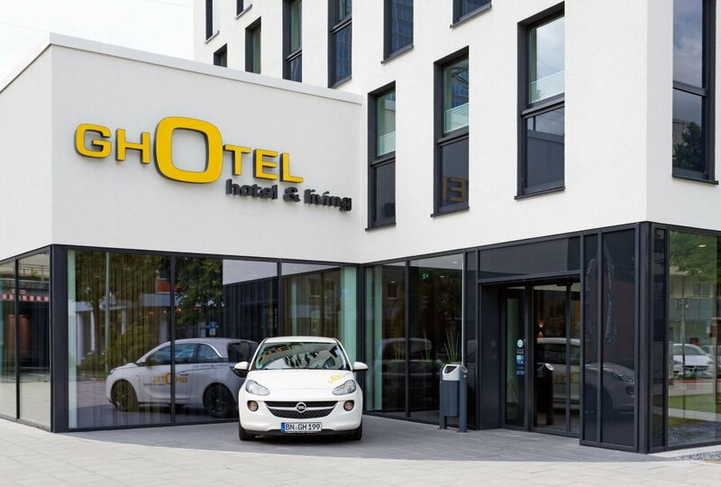 Ghotel & Living Essen