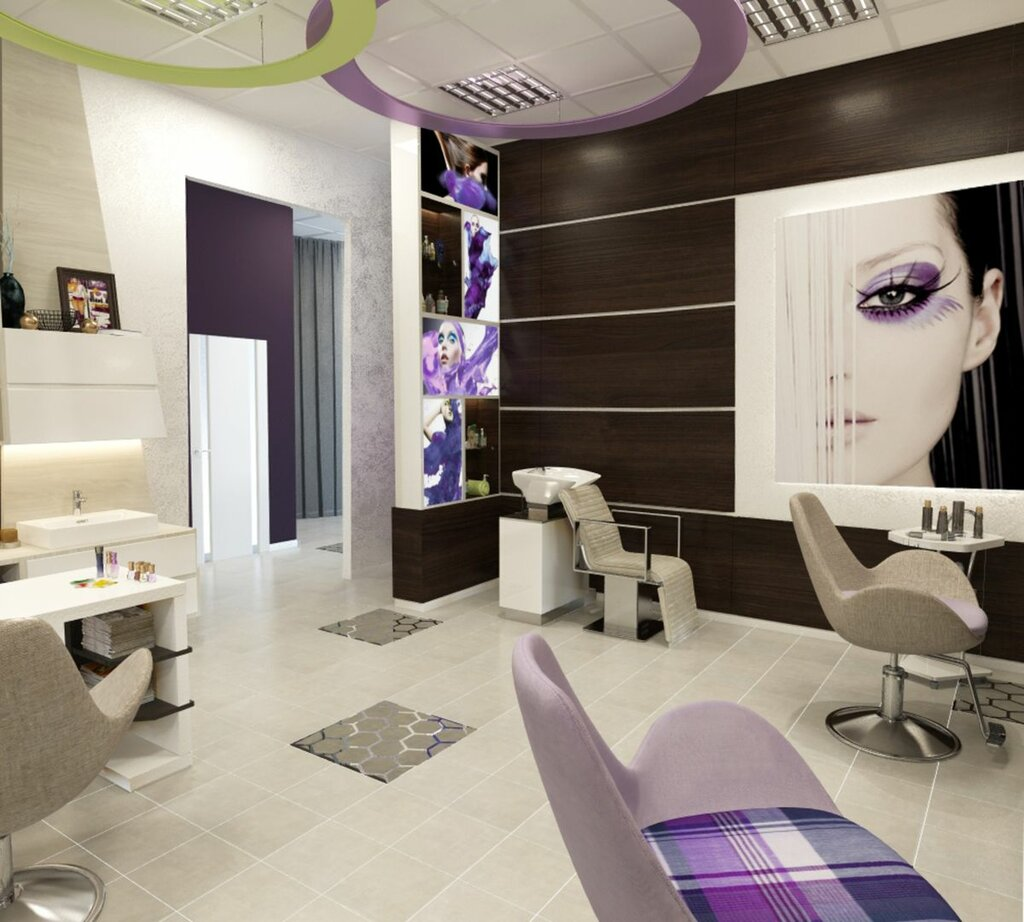 фотографии дизайна салонов красоты