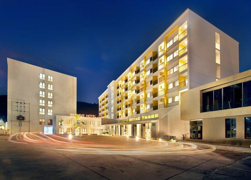 Beehive Hotel Phuket by Stargate