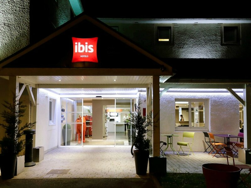 Hôtel ibis Dole Sud Choisey