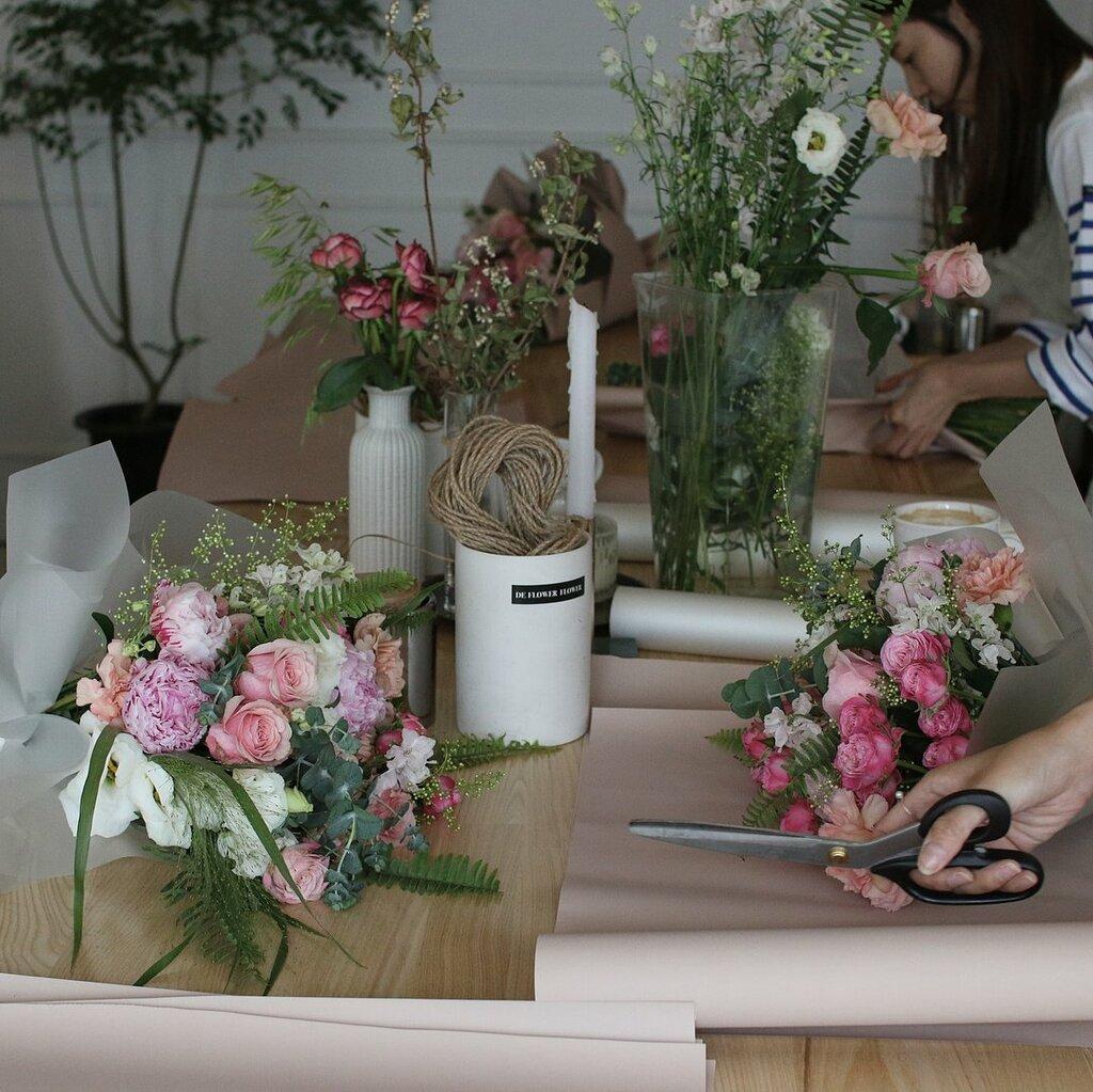 доставка цветов и букетов — Kinza Flowers — Краснодар, фото №4