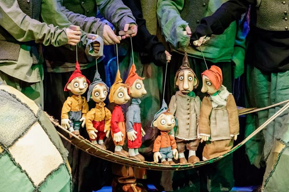 кукольный театр в москве картинки