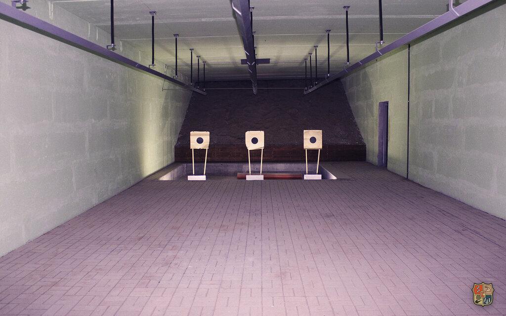 стрелковый клуб, тир — Спортивно-стрелковый комплекс в Сябрах — undefined, фото №2