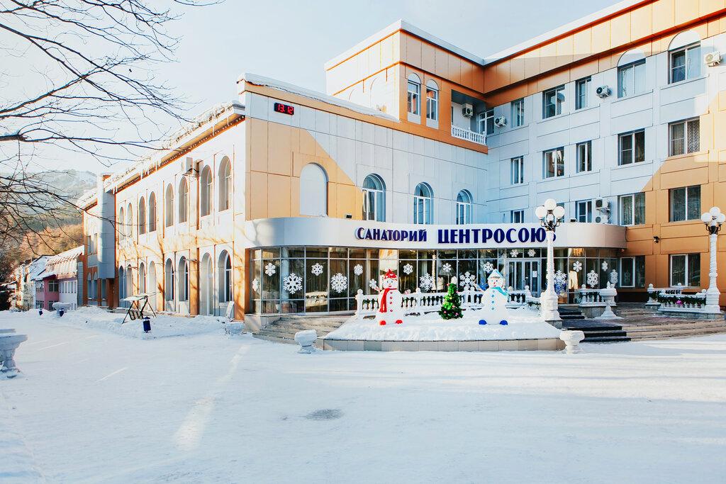 санаторий — Санаторий Центросоюза РФ — Белокуриха, фото №3