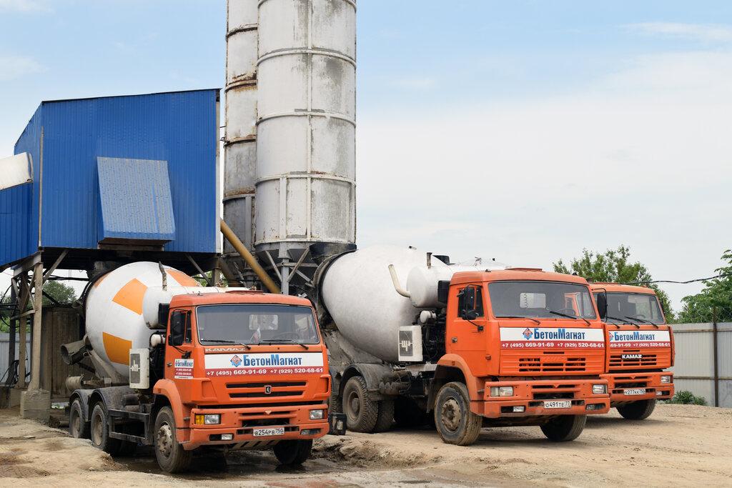 бетон, бетонные изделия — Бетон Магнат — Москва и Московская область, фото №2