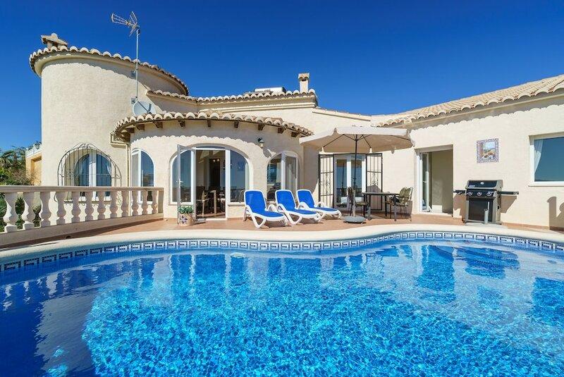 Solhabitat Cumbre del Sol 1 - Villa for 8 People in Moraira
