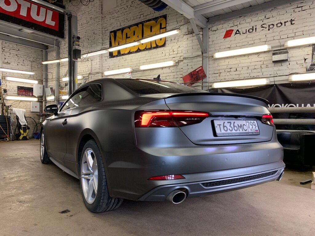 автосервис, автотехцентр — Audi.pro — Москва, фото №2
