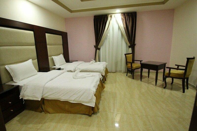 Rafahiat Jaddah Hotel Suites