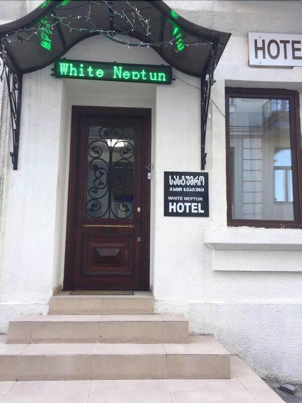 Отель White Neptun Georgia Tbilisi