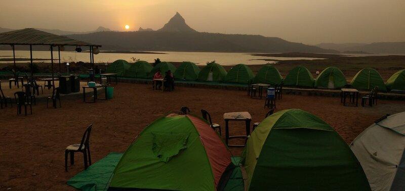 Pavana Lake Camping