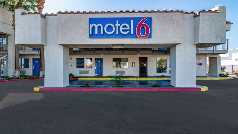 Motel 6 Thousand Palms, Ca - Rancho Mirage