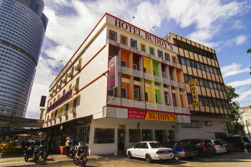Oyo 327 Buddy's Hotel