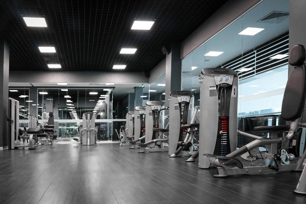 премиум фитнес клубы москва