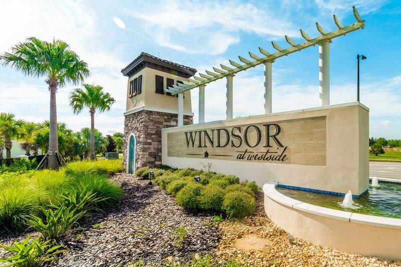 Windsor At Westside № 22 - 6 Bed 5 Baths Villa