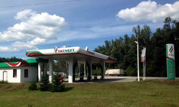 АЗС — Татнефть — Димитровград, фото №2